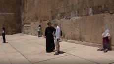 Temple Mount shouthern wall