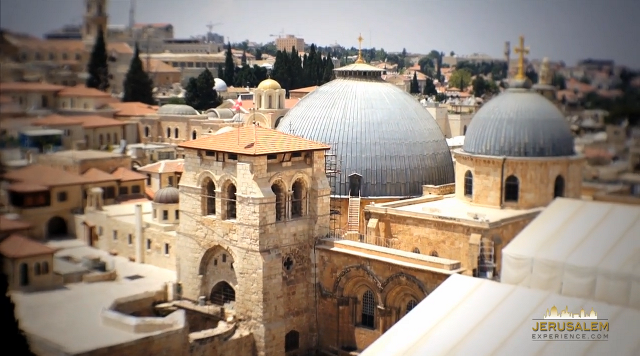 Church of the Holy Sepulchre - Jerusalem Tours Christian