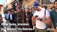 Via Dolorosa - Jerusalem in 3 minutes