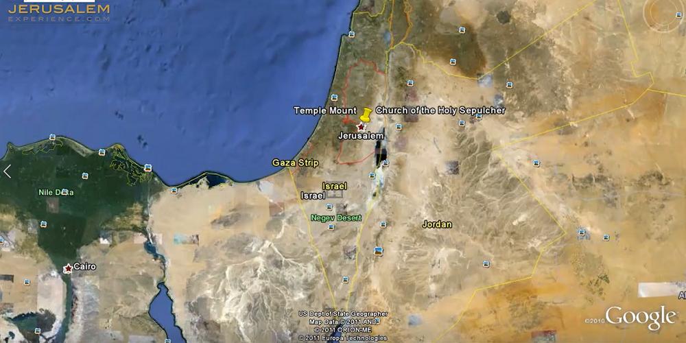 Where is Jerusalem