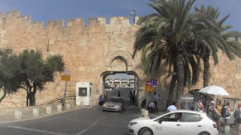 Jerusalem Dung gate