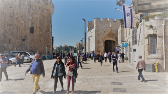 Jerusalem Jaffa Gate