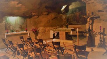 The Grotto at Gethsemane