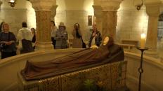 Dormition Abbey Mount Zion Jerusalem