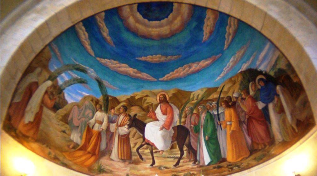 Bethpage Jesus on Donkey- CD
