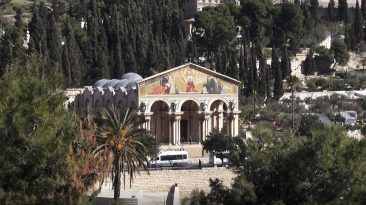 Church of All Nation MOunt of Olives