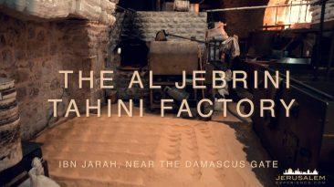 Al Jebrini Tahini Factory